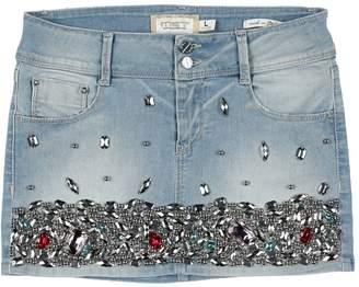 MET Denim skirts - Item 42643007HK