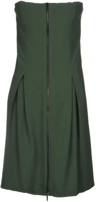 MANILA GRACE DENIM Short dresses - Item 35377093