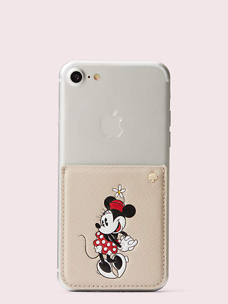 Kate spade new york for minnie mouse sticker pocket