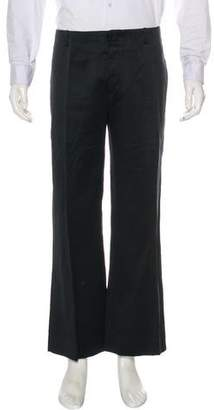 CNC Costume National Linen-Blend Pants