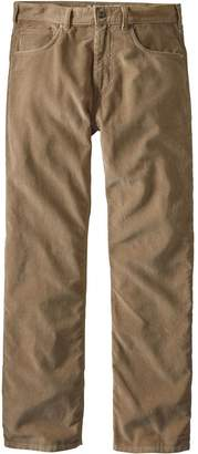 Patagonia Regular Fit Corduroy Pant - Men's