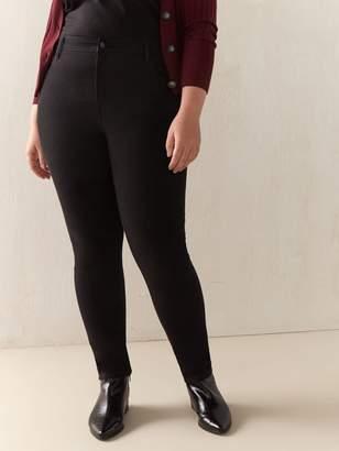 High-Rise Black 721 Skinny Jean - Levi's Premium