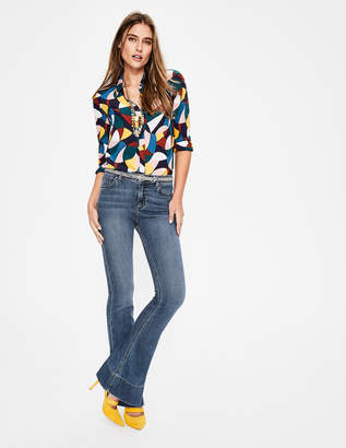 Boden The Heswall Flared Jeans