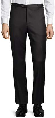 Corneliani Men's Classic Wool Trousers