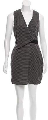 3.1 Phillip Lim Striped Mini Dress