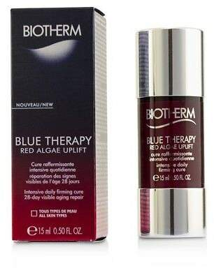 Biotherm NEW Blue Therapy Red Algae Uplift Intensive Daily Firming Cure 15ml