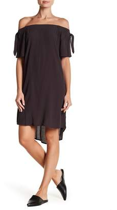 Bobeau B Collection by Zoie Off-the-Shoulder Dress
