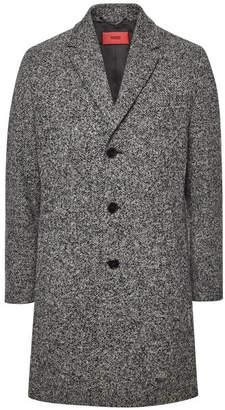 HUGO Malte Coat with Wool