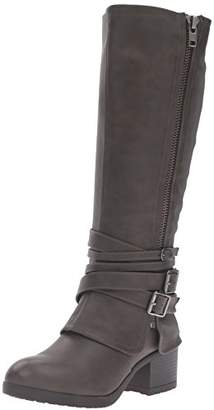Madden-Girl Women's Rate Riding Boot