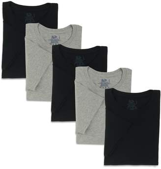 Fruit of the Loom Men's 5-pack Classic-Fit Crewneck Tees