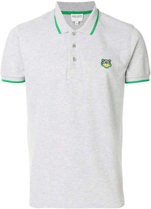 Kenzo K-Fit Tiger Crest polo shirt