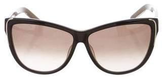 Chloé Logo Tinted Sunglasses