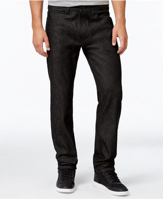 Sean John Men's Hamilton Tapered Black Jeans, Only at Macy's $69 thestylecure.com