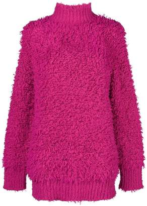 Marni oversized textured sweater