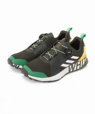 adidas (アディダス) - BOICE FROM BAYCREW'S WM WM * adidas TERREX SNEAKERS [TWO BOA]