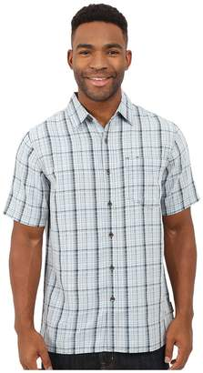 Royal Robbins Pilat Plaid Short Sleeve Shirt Men's Short Sleeve Button Up