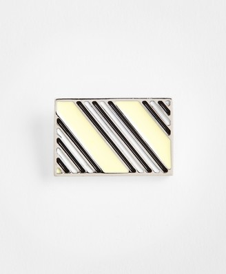 Brooks Brothers BB#1 Stripe Lapel Pin