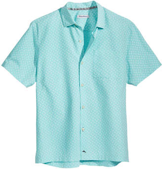 Tommy Bahama Men's A-Fish-Iando Print Shirt