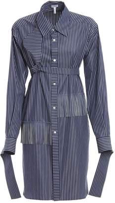 Loewe Striped Shirt Dress