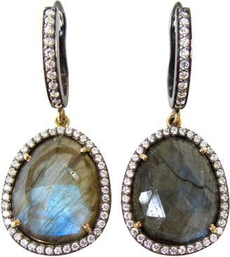Dripping In Gems Labradorite Drop Earrings