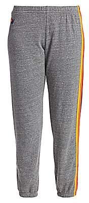 Aviator Nation Women's Five Stripe Sweatpants