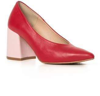 Nina Hauzer The Linda Burgundy Shoe