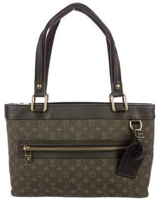 Louis Vuitton Mini Lin Lucille PM Olive Mini Lin Lucille PM