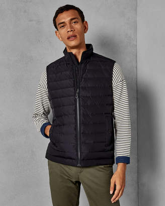 Ted Baker YARG Quilted gilet