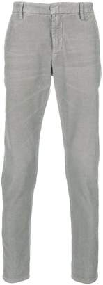 Dondup corduroy slim-fit trousers