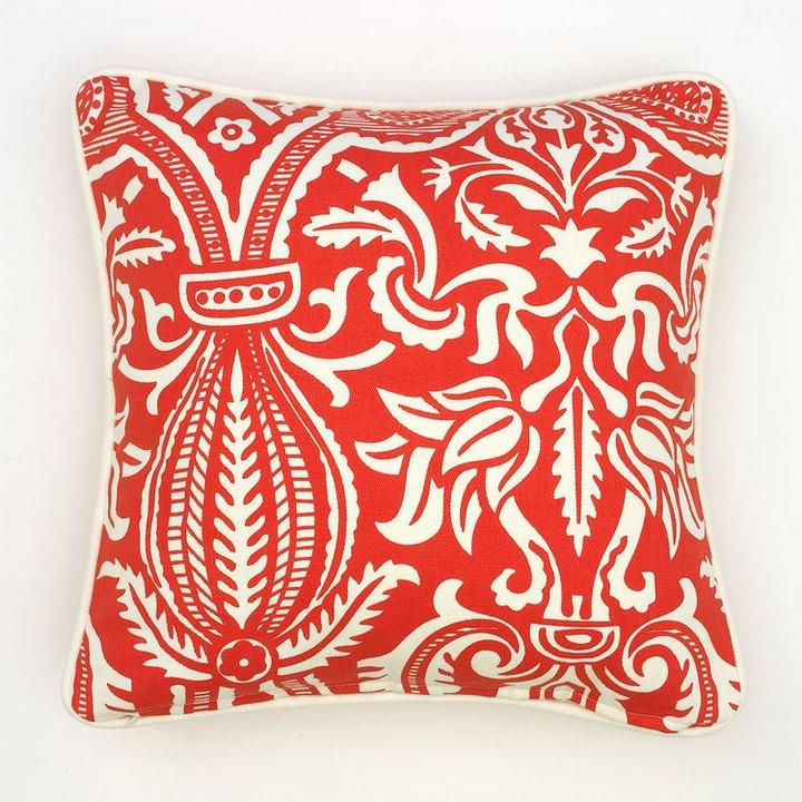 Thomas Paul Brocade Cotton Twill Pillow