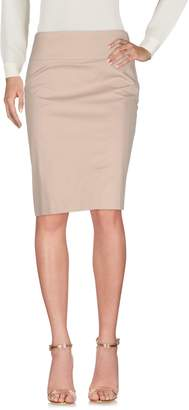 Peserico Knee length skirts