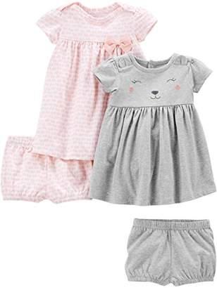 3bf79c466e5 Carter's Gray Girls' Dresses - ShopStyle