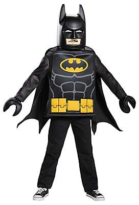 Lego Batman Children's Costume