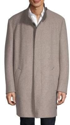 Bugatti Long Wool Coat