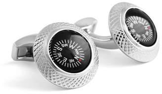 Tateossian Round Compass Cuff Links