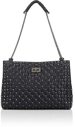 Valentino Women's Rockstud Spike Leather Tote Bag