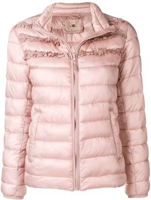 Twin-Set short padded jacket