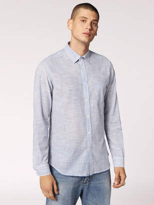 Diesel Shirts 0HASM - Blue - L