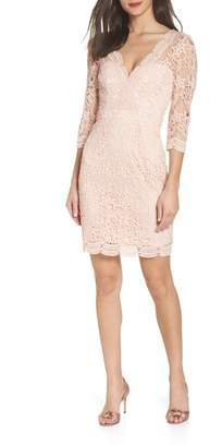 LuLu*s Lace Cocktail Dress