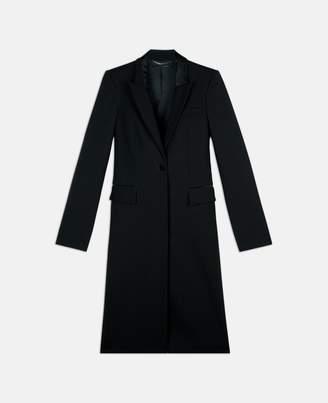 Stella McCartney charlotte black tuxedo coat