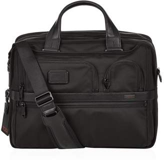 At Harrods Tumi Alpha 2 Expandable Organiser Briefcase