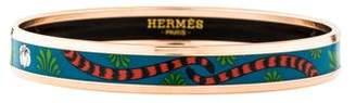 Hermes 2015 Les Léopards Bangle