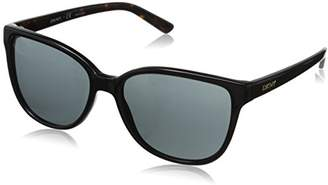 DKNY Womens 0DY4129 Square Sunglasses