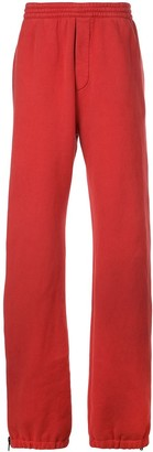 DSQUARED2 zipped cuffs track pants