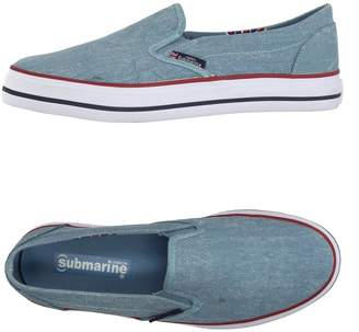 Submarine Sneakers