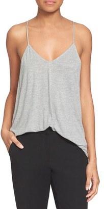 Women's Tibi Jersey Knit Camisole $95 thestylecure.com