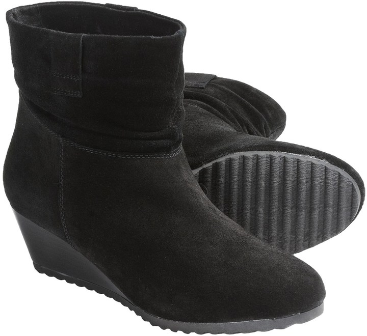 "Bastien Henri Pierre by Agatha Boots - Suede, 5"" (For Women)"