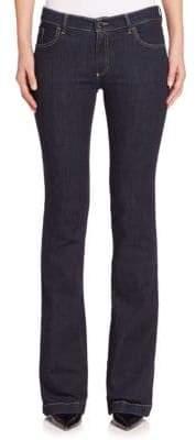 Giorgio Armani Jeans Stretch Bootcut Jeans