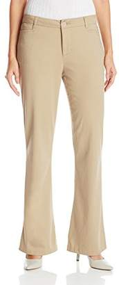 Lee Indigo Women's Ultra Soft Bootcut Pant