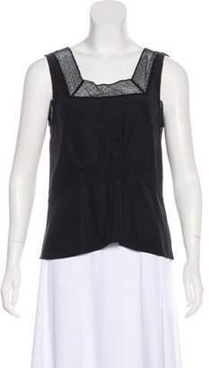 Jenni Kayne Sleeveless Silk Top w/ Tags